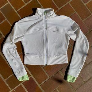 Cropped Nike jacket